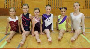 gymnastky ŠK